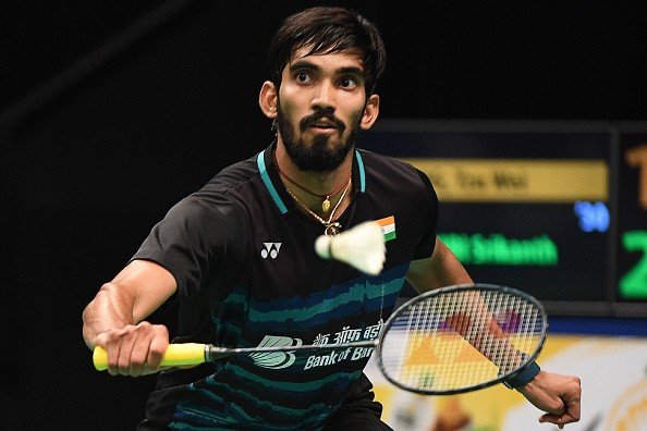 Badminton: Srikanth lost in the first round of Indonesia Open