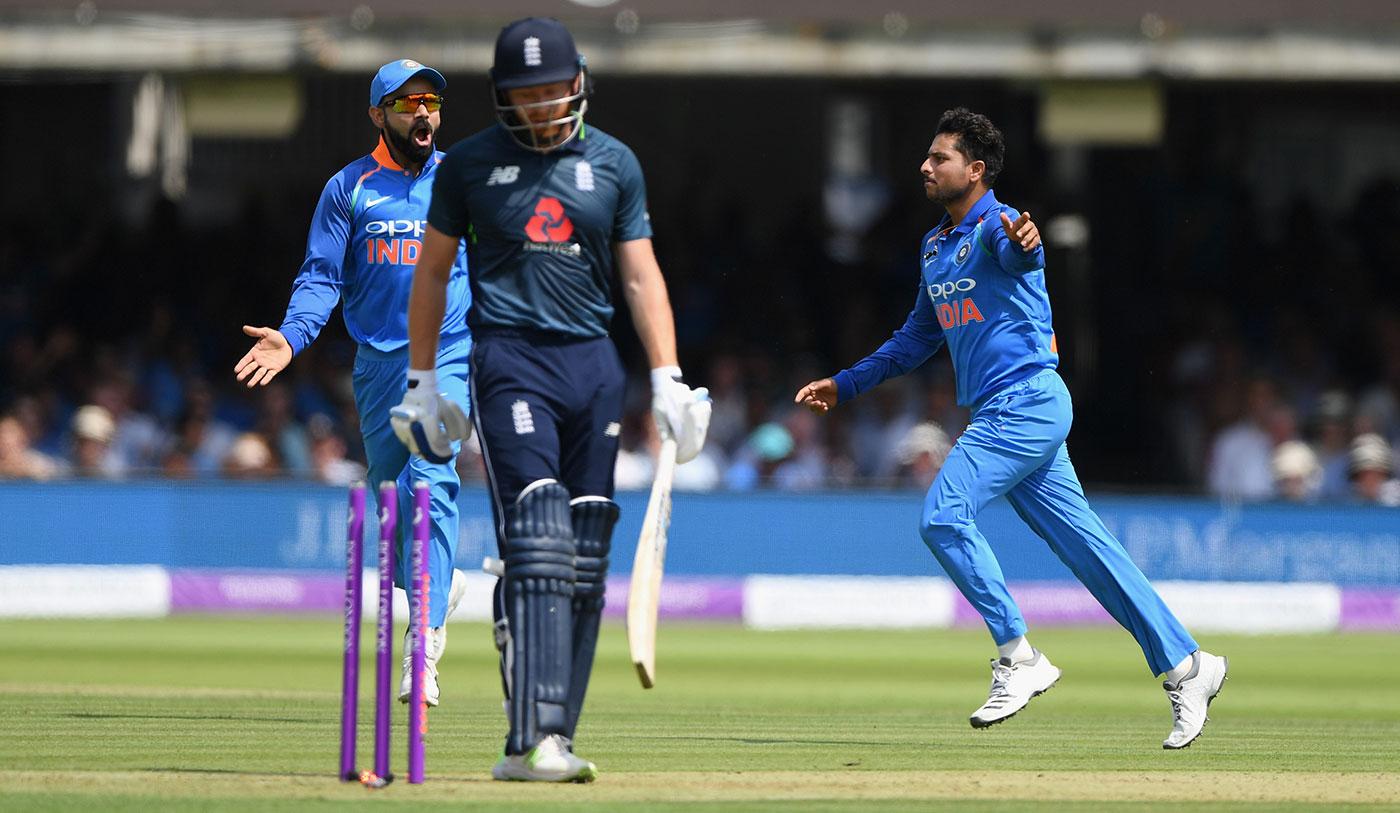 इंग्लैंड के तेज गेंदबाज मार्क वुड ने बताया वो मंत्र जिससे कुलदीप यादव को रोक सकते हैं इंग्लैंड के बल्लेबाज 42