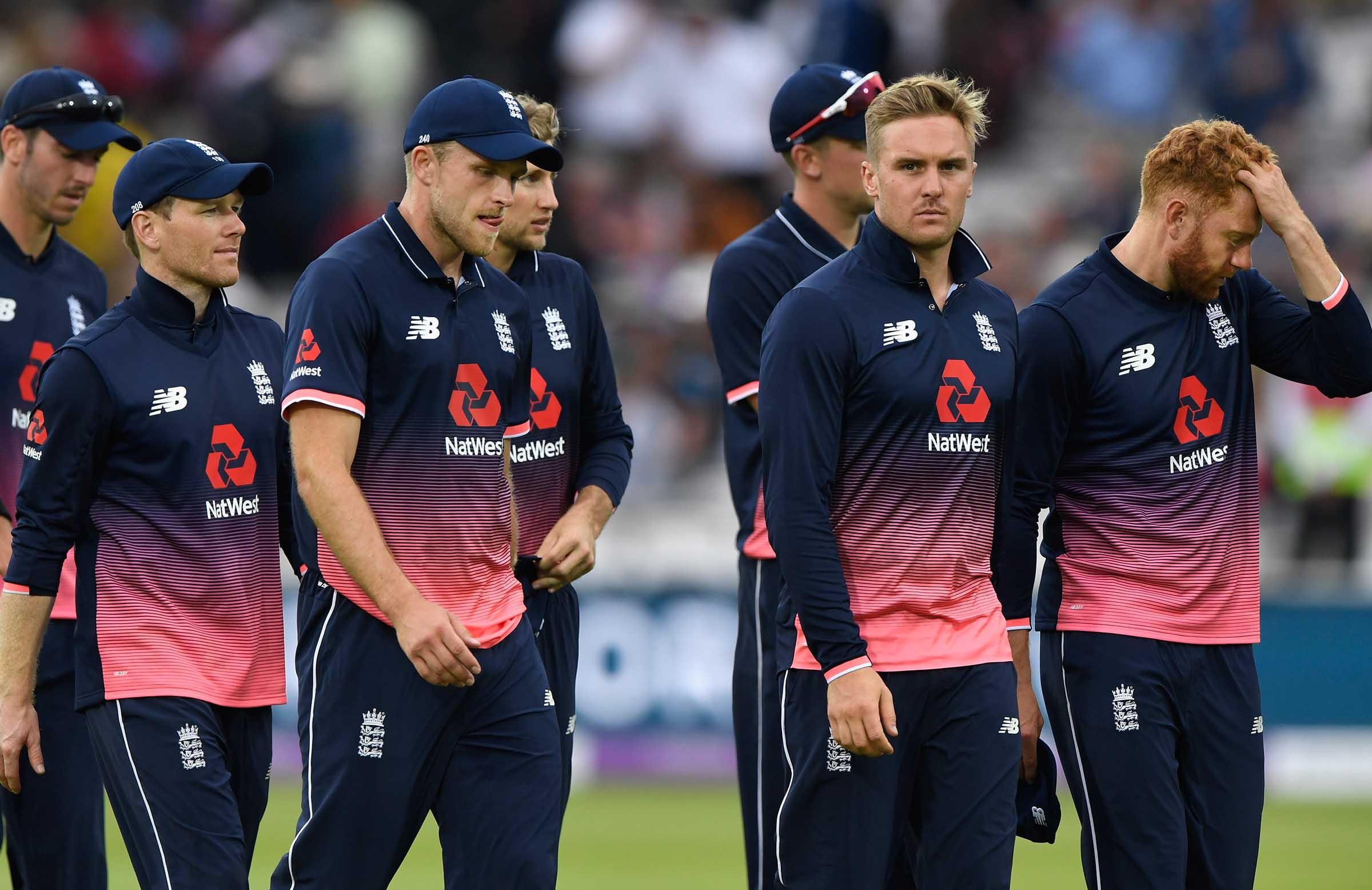 इंग्लैंड बनाम भारत: भारत से मिली हार के बाद कप्तान मॉर्गन ने इनके सिर फोड़ा हार का ठीकरा