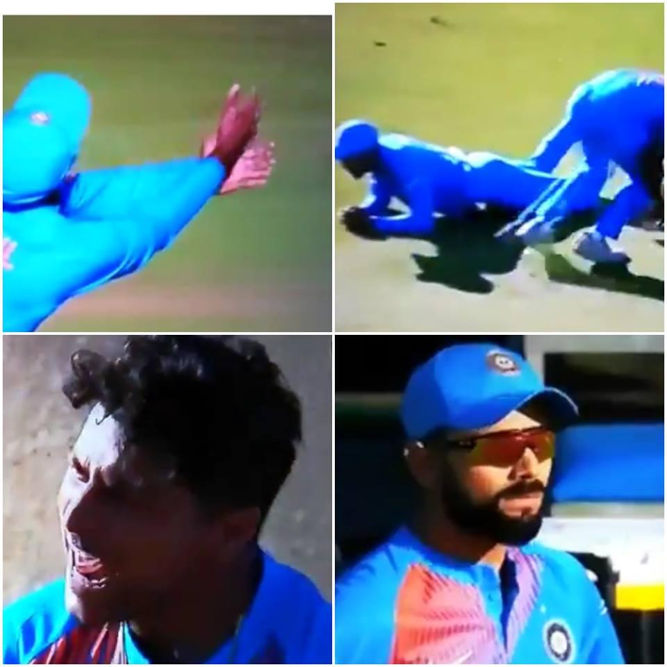 वीडियो: बटलर का कैच छोड़ने पर लोकेश राहुल पर भड़के कुलदीप यादव, तो विराट कोहली ने दी कुछ ऐसी प्रतिक्रिया 15