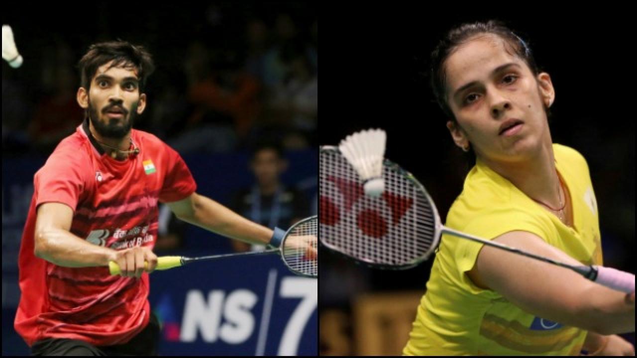 साइना, श्रीकांत विश्व चैम्पियनशिप के अगले दौर में