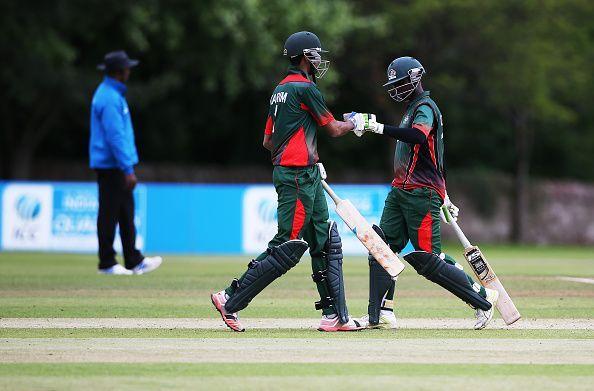 केन्या ने ताबड़तोड़ बल्लेबाजी करते हुए बना डाला टी-20 क्रिकेट में अब तक का सबसे बड़ा स्कोर