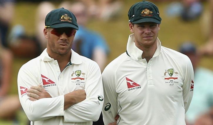 BREAKING NEWS- स्मिथ-वार्नर के प्रतिबंध को लेकर क्रिकेट ऑस्ट्रेलिया दिखा सकता है नरमी, टीम में जल्द हो रही है वापसी