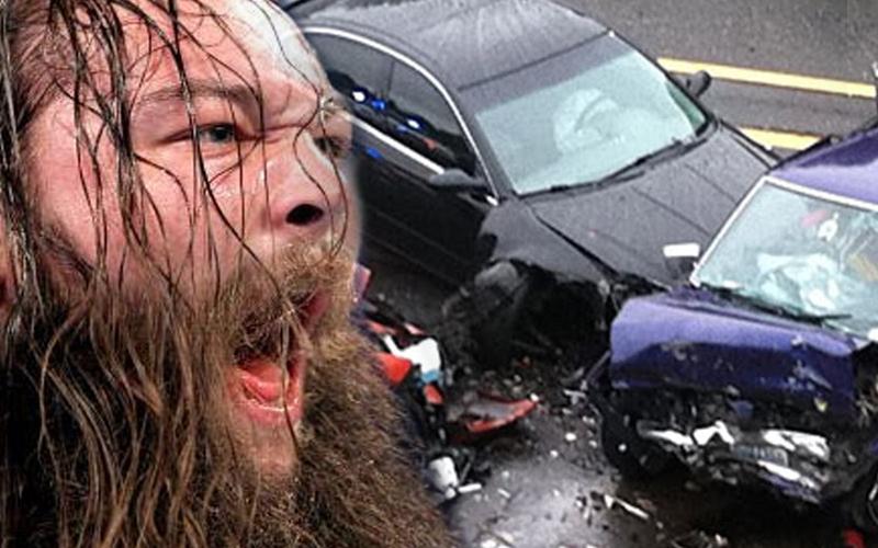 WWE का इस बड़े रैसलर को लगी कार एक्सीडेंट में चोट, जानें कैसी है अब तबियत 28