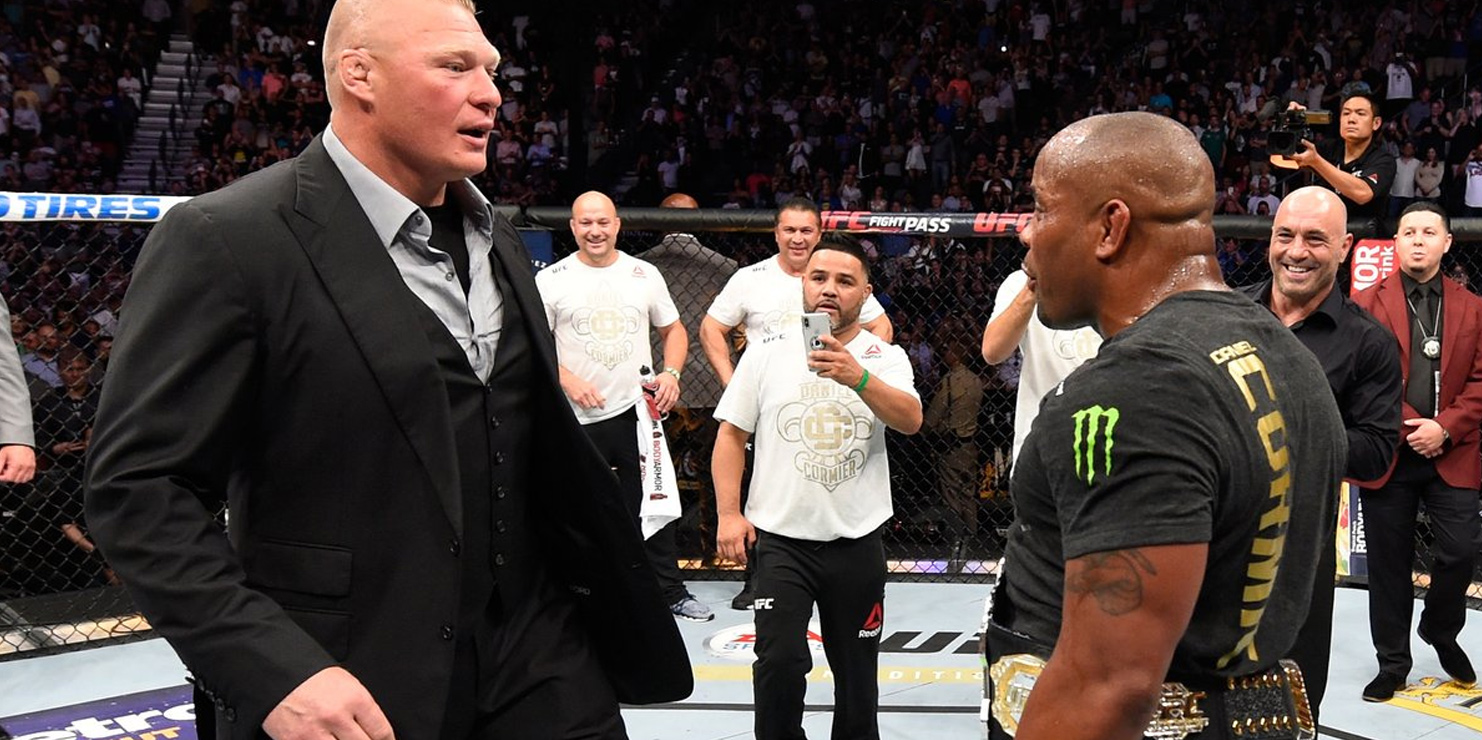 ब्रोक लैसनर ने की UFC में वापसी, आते हीUFC चैम्पियन को दी चुनौती 16
