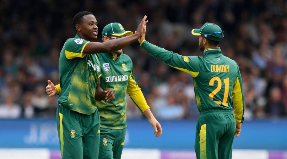 SL vs SA: W W W W के साथ शाम्सी और कगिसो रबाडा ने श्रीलंका को किया चित, 5 विकेट से जीता मैच 2