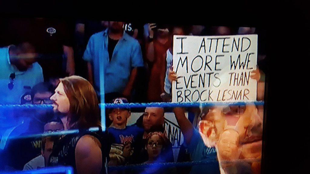 इस वजह से ब्रॉक लैसनर को छोड़ देनी चाहिए WWE 1