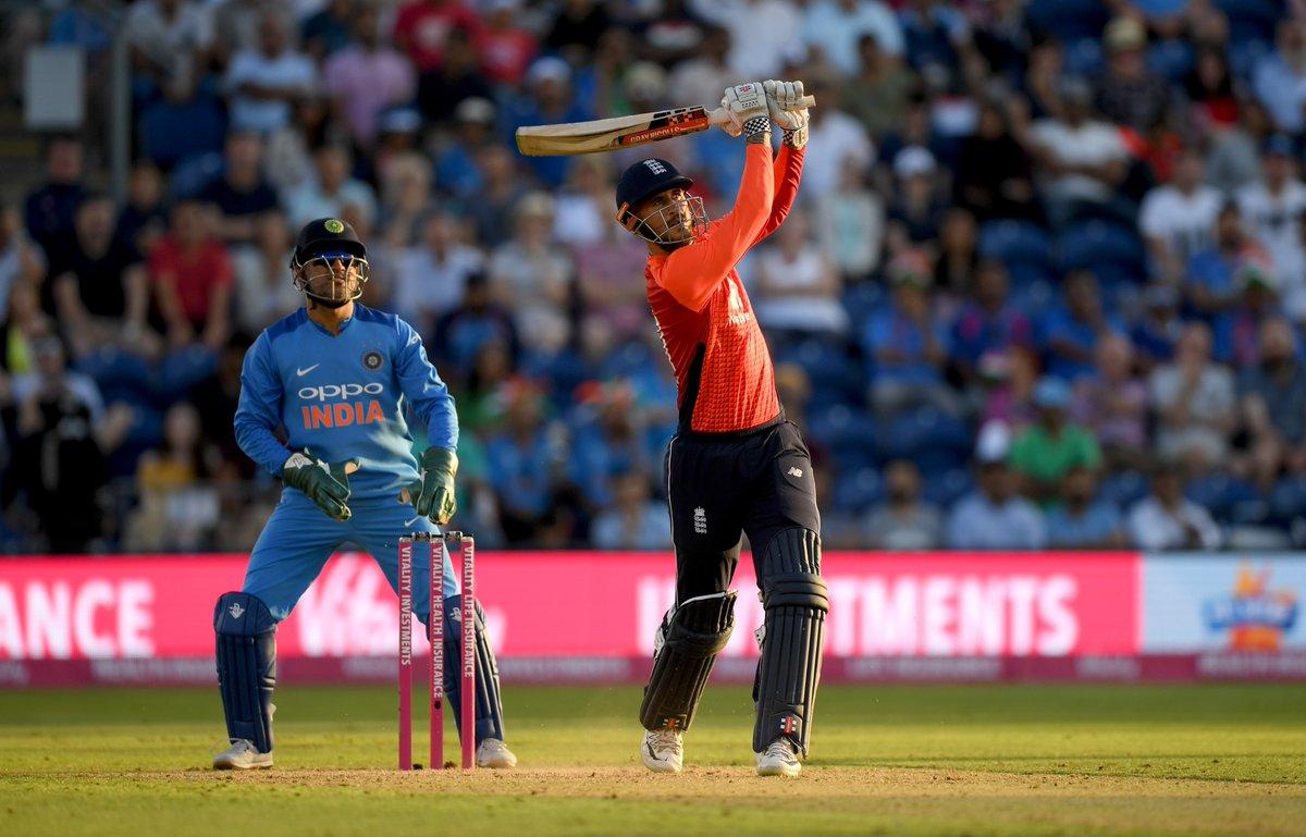 इंग्लैंड बनाम भारत: एलेक्स हेल्स ने इन्हें ठहराया भारत की हार का जिम्मेदार