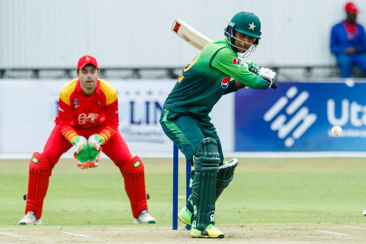 ZIM vs PAK: फखर जमान ने बनाया अपने वनडे क्रिकेट कैरियर का पहला दोहरा शतक 25