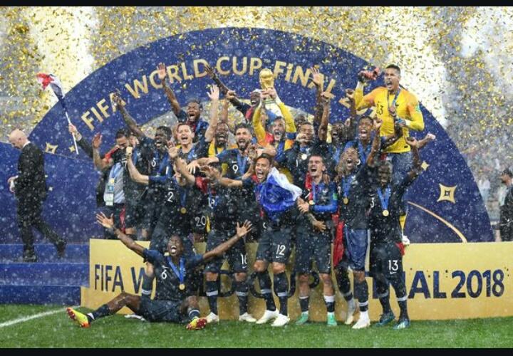 20 साल बाद विश्वकप घूमेगा फ्रांस, फाइनल में क्रोएशिया को 4-2 से दी मात 4