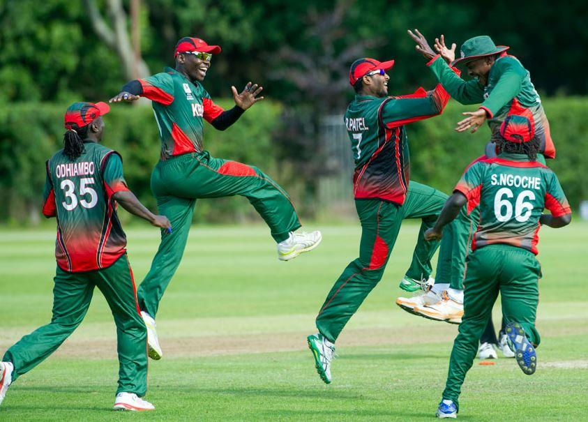 केन्या ने ताबड़तोड़ बल्लेबाजी करते हुए बना डाला टी-20 क्रिकेट में अब तक का सबसे बड़ा स्कोर 1