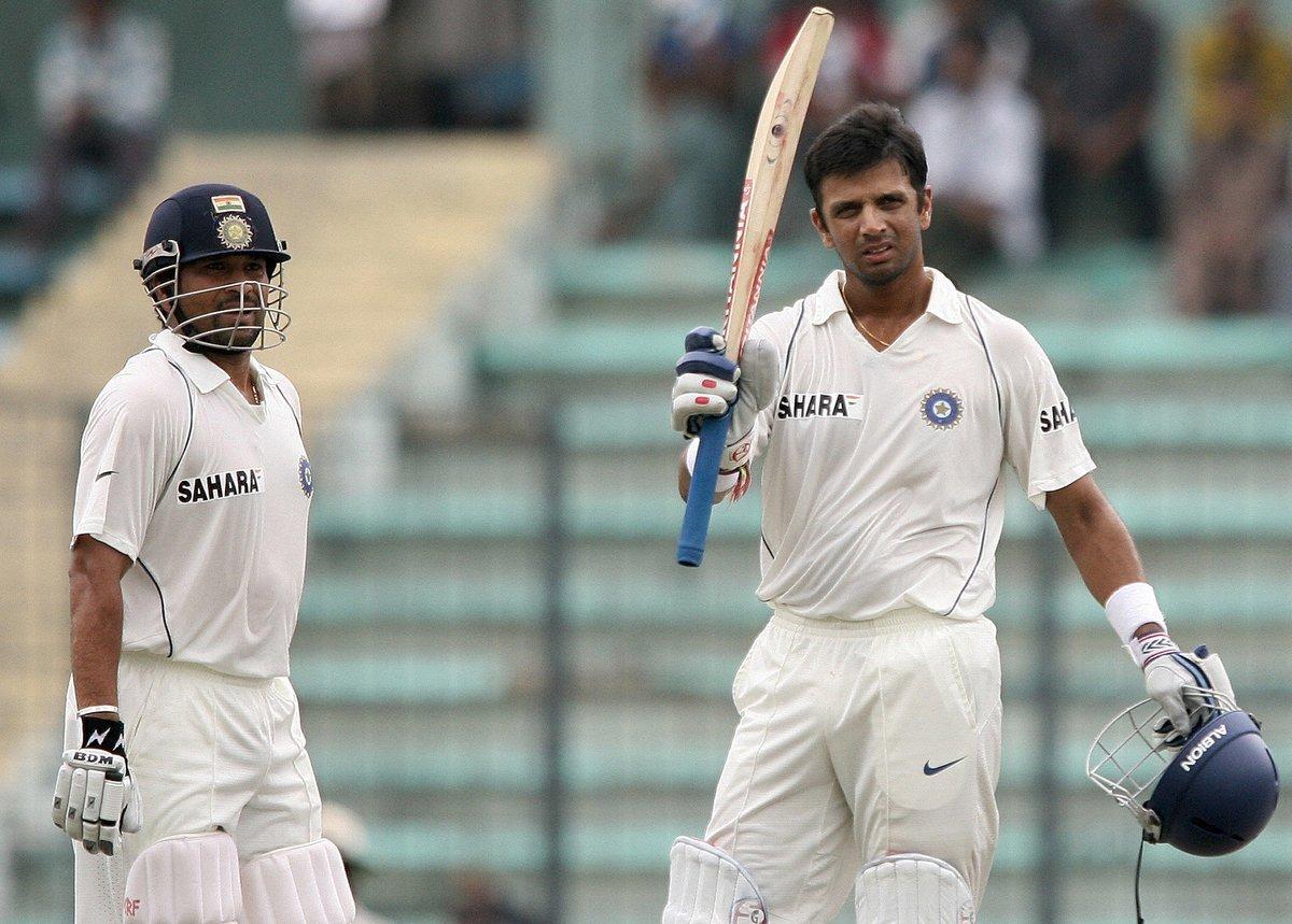 आईसीसी हाल ऑफ फेम में राहुल द्रविड़ बने पांचवें भारतीय , इन चार भारतीय दिग्गजों को मिल चुका है पहले ही ये सम्मान 2