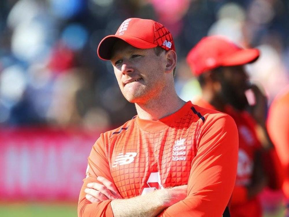 मोर्गन ने कहा, इंग्लैंड ने 20 से 30 रन कम बनाए