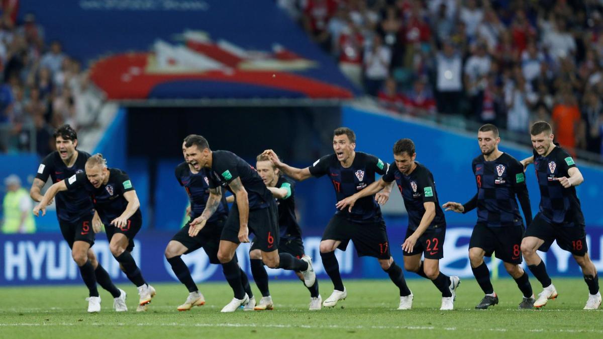 फीफा विश्व कप 2018: पेनल्टी में रूस को हराकर विश्व कप के सेमीफाइनल में पहुंचा क्रोएशिया