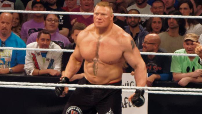 इस वजह से ब्रॉक लैसनर को छोड़ देनी चाहिए WWE 2