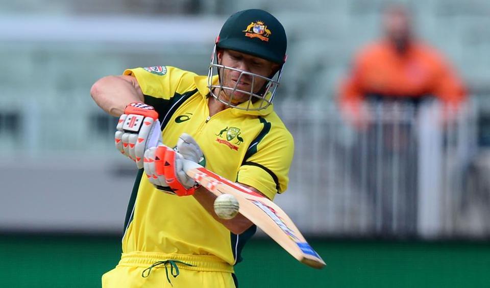 David Warner returns to cricket on Australian soil