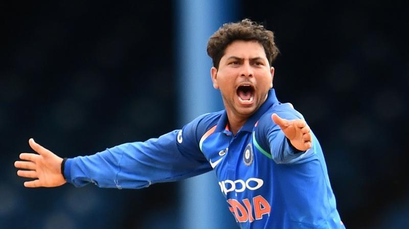 कुलदीप ने जीत के बाद खोला राज कहा, इस अंग्रेज बल्लेबाज को नहीं करना चाह रहा था गेंदबाजी