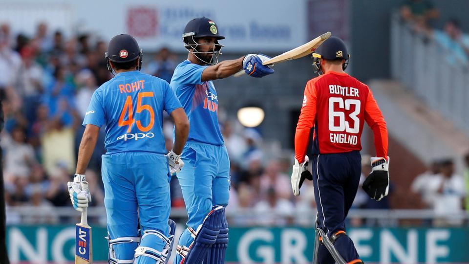 Manchester T20: Rahul's century, England lost by Kuldeep's punch