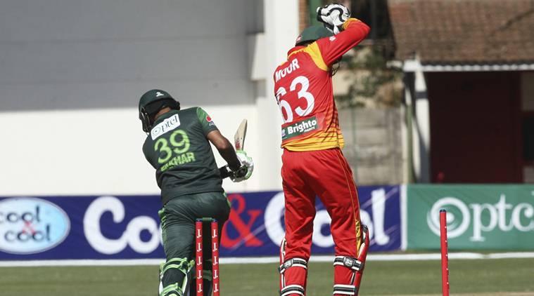 ZIMvsPAK: इमाम उल हक के तूफानी शतकीय पारी की बदौलत पाकिस्तान ने जिम्बाब्वे को 201 रनों से दिया करारी शिकस्त