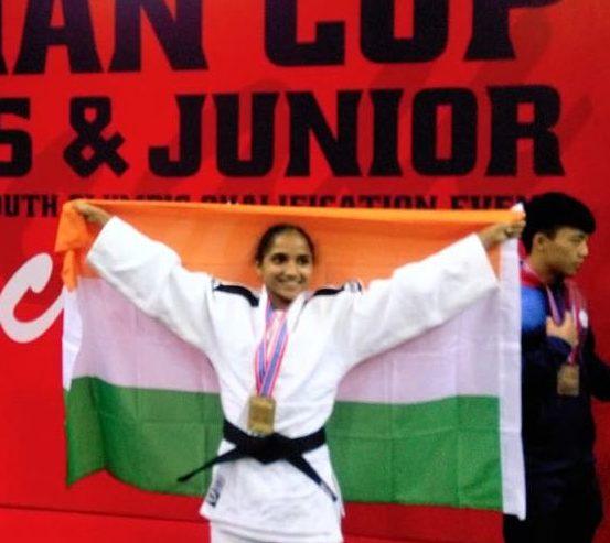 भारतीय टीम ने जूडो जूनियर एशियाई कप में 15 पदक जीते