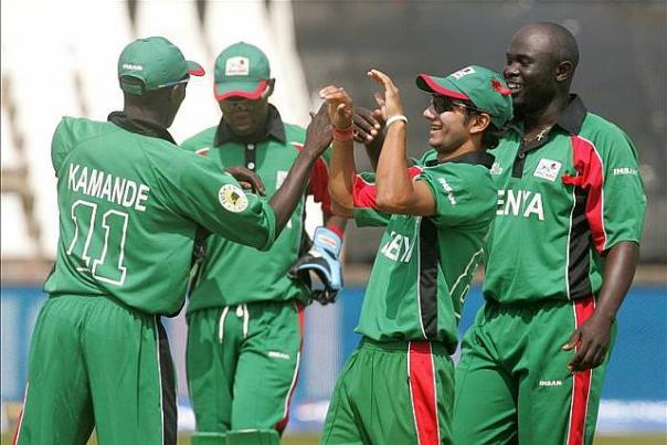 केन्या ने ताबड़तोड़ बल्लेबाजी करते हुए बना डाला टी-20 क्रिकेट में अब तक का सबसे बड़ा स्कोर 2
