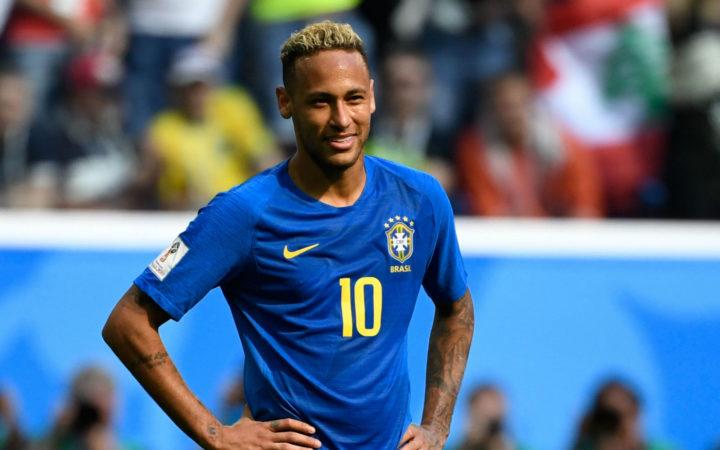 नेमार ने स्वीकार किया कि विश्व कप में बढा चढाकर प्रतिक्रियायें दी