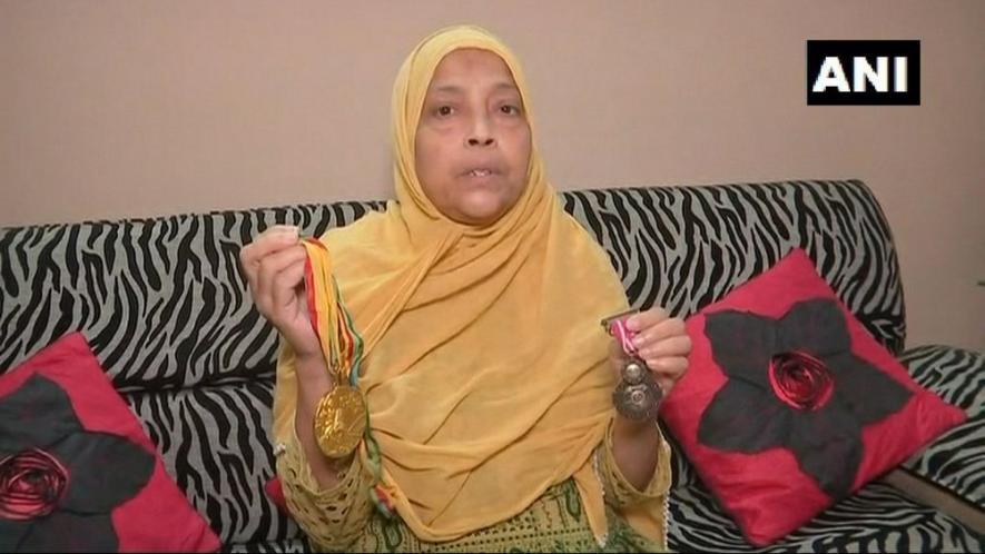मोदी सरकार से नाराज पूर्व भारतीय हॉकी कप्तान मोहम्मद शाहिद की पत्नी लौटाएंगी अवाॅर्ड