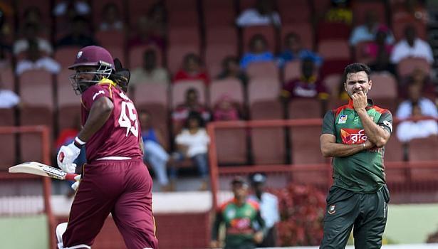 West Indies beat Bangladesh by centuries from Hatmeyer