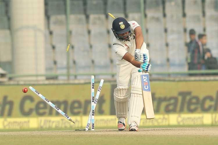 इंग्लैंड के खिलाफ टेस्ट टीम में जगह न मिलने पर निराश रोहित शर्मा ने दिया चयनकर्ताओ को करारा जवाब 4
