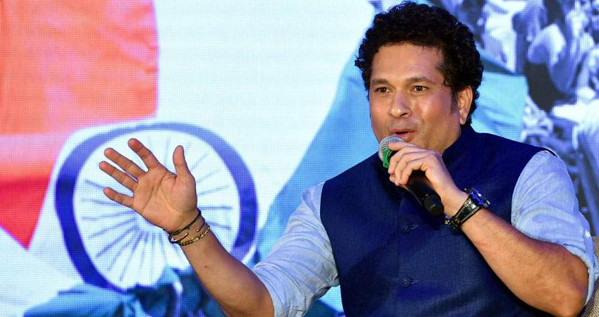 Tendulkar and Middlesex Cricket joined hands to open the academy