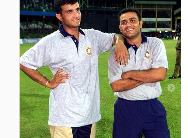 वीरेंद्र सहवाग ने क्यों कहा 9 जुलाई को पैदा हो बन जाओगे टीम इंडिया के कप्तान 1