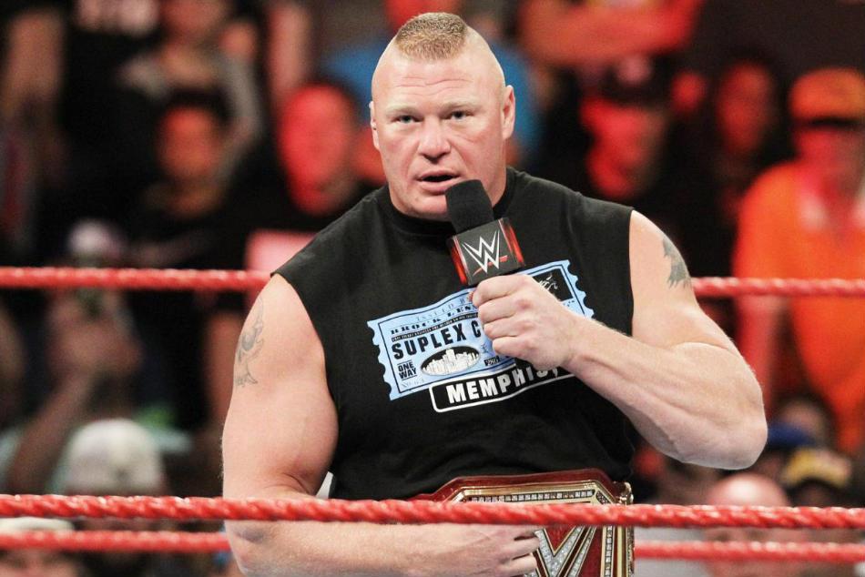 ब्रोक लैसनर की अनुपस्थिति से WWE को होगा बड़ा फायदा, जाने कैसे 5