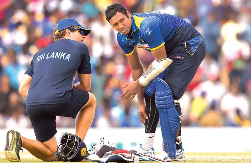 श्रीलंका के पूर्व कप्तान एंजोलो मैथ्यूज ने यो-यो टेस्ट किया पास, ऐसे जतायी अपनी खुशी 2