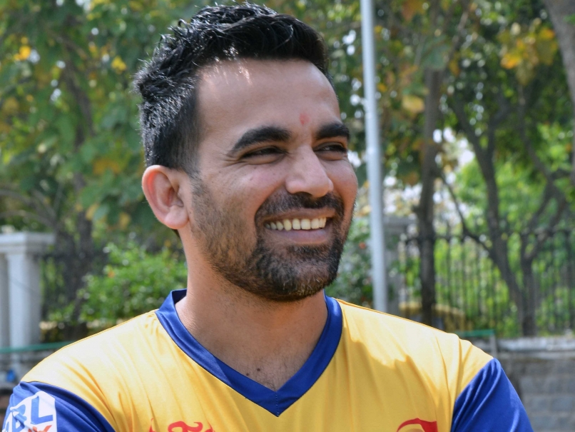 India has strong options in the fast bowling department: Zaheer