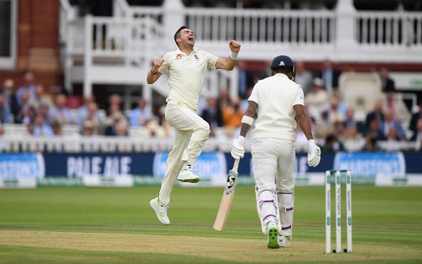 इंग्लैंड के गेंदबाजों के आगे भारतीय टीम 107 रन पर ढेर
