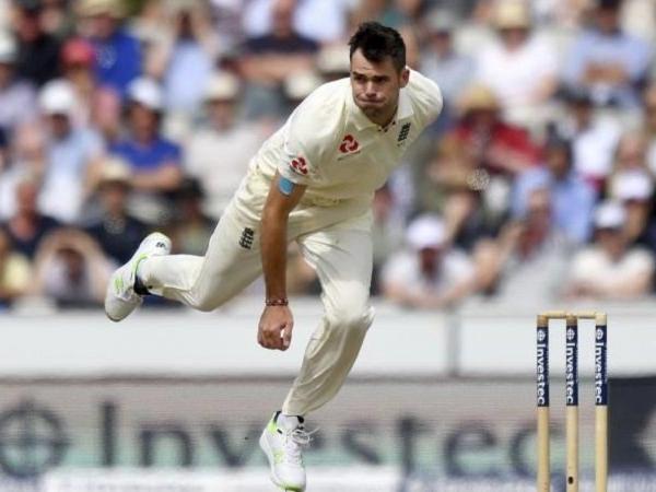 ENG vs IND: 107 रनों पर टीम इंडिया को आउट करने के बाद जेम्स एंडरसन ने किया भारतीय टीम का बचाव