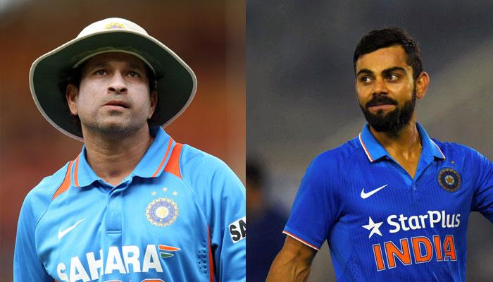 ENG vs IND: इंग्लैंड के खिलाफ 149 रनों की पारी के दौरा कोहली ने तोड़ा सचिन का विराट रिकॉर्ड