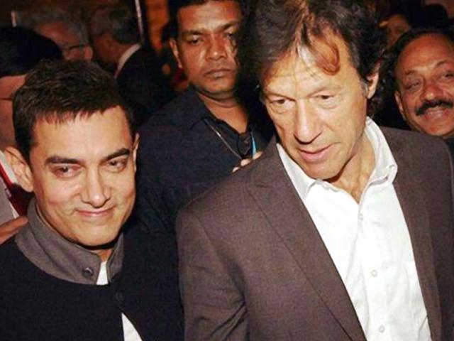 इमरान खान के शपथ ग्रहण समारोह में शामिल होने से आमिर खान ने किया इनकार, ये है वजह 12