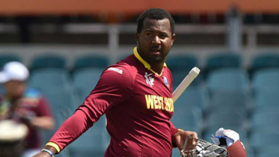 West Indies Daven Smith out of India