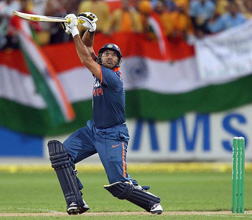 आईसीसी टी-20 विश्वकप में भारतीय बल्लेबाजो द्वारा खेली गयी 5 पारियां जिससे सदमे में पड़ गये थे विरोधी 57