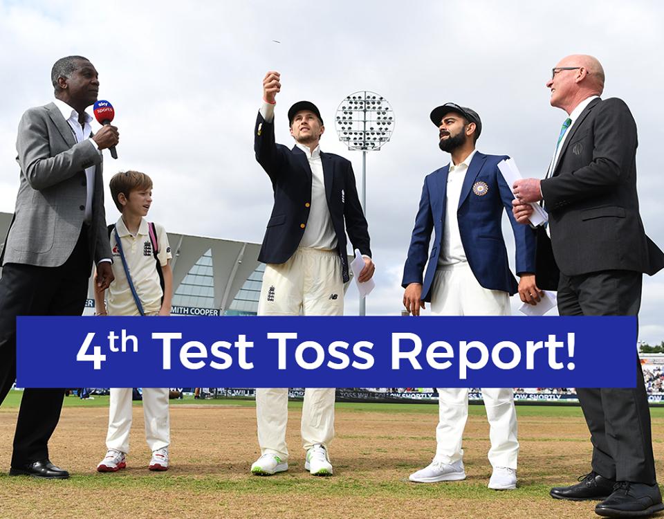 ENG vs IND: टॉस रिपोर्ट: इंग्लैंड ने टॉस जीता पहले बल्लेबाजी का फैसला, रूट ने बताई क्यों दी भारत को पहले गेंदबाजी 10