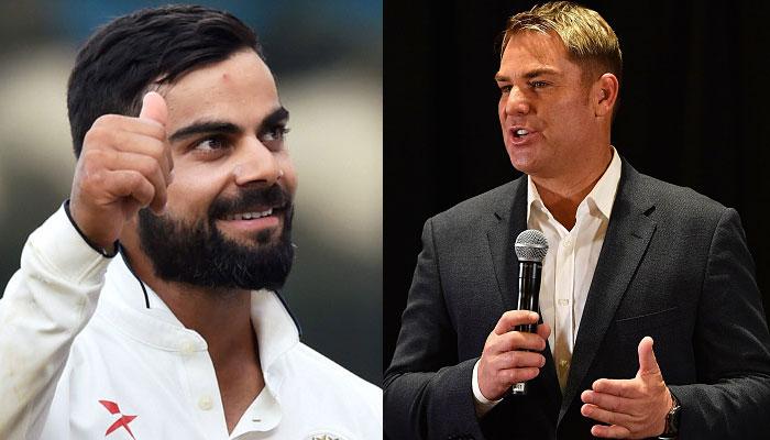 ENG vs IND: चौथे टेस्ट की भारतीय टीम देख विराट पर भड़के शेन वार्न, इस खिलाड़ी को शामिल न करने के फैसले को बताया शर्मनाक