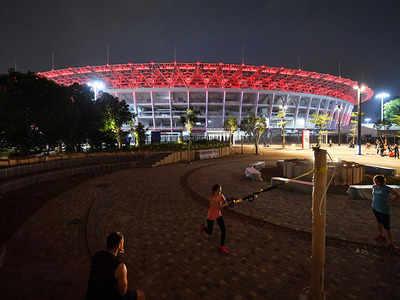 एशियन गेम्स 2018 के शुरू होने में एक सप्ताह शेष, लेकिन तैयारियां अभी भी अधूरी 8