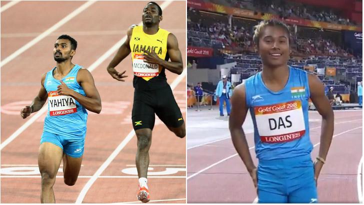 एशियन गेम्स में एक बार फिर स्वर्णिम दौड़ को तैयार है भारत की उड़नपरी हिमा दास 27