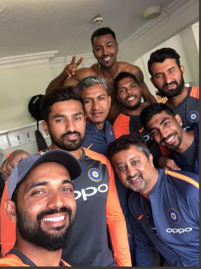 ENG vs IND: इंग्लैंड के खिलाफ ऐतिहासिक जीत दर्ज करने के बाद अजिंक्य रहाणे ने कही दिल छु जाने वाली बात 3