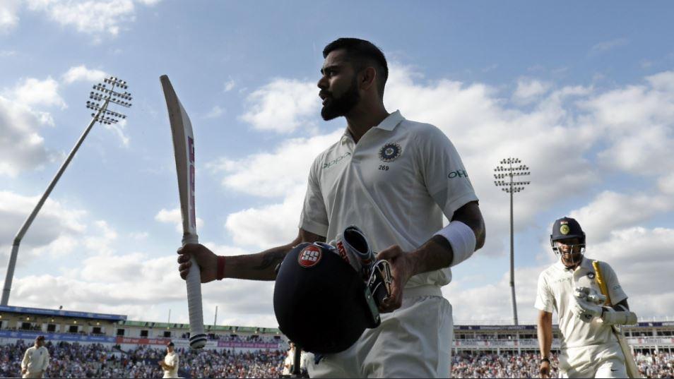 ENG vs IND: इंग्लैंड के खिलाफ 149 रनों की पारी के दौरा कोहली ने तोड़ा सचिन का विराट रिकॉर्ड 1