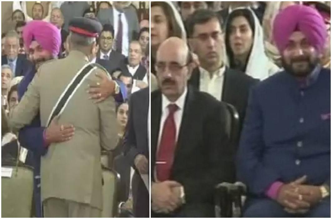 नवजोत सिंह सिद्धू को पाकिस्तान नहीं जाना चाहिए था: गौतम गंभीर 2