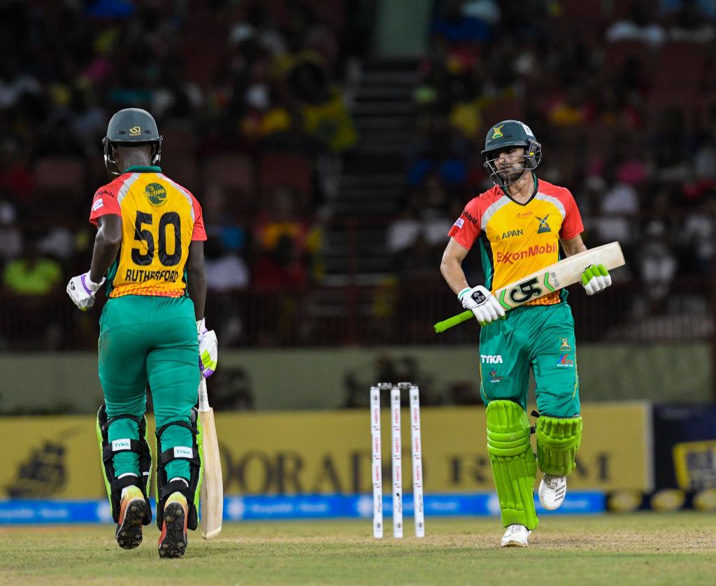 CPL 2018: शाई होप के 12 गेंदों में 60 रनों की पारी और स्टीव स्मिथ के शानदार पारी से जीती बारबाडोस ट्रिडेंटस 45