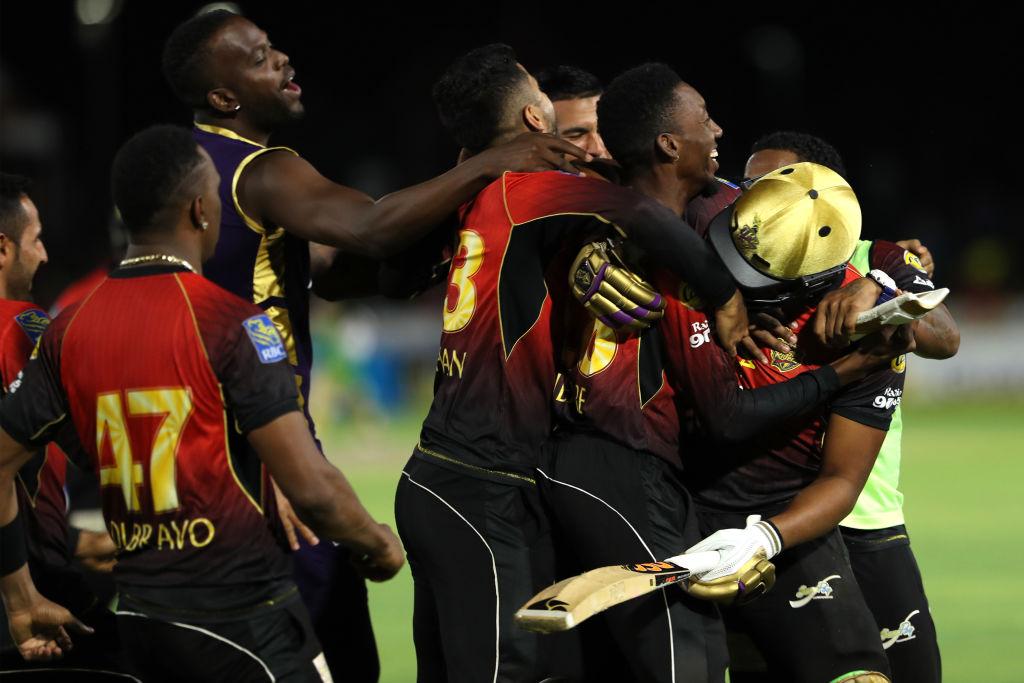 सीपीएल : शाहरुख़ खान की टीम ने 6 विकेट से जीत हासिल कर बनाई क्वालीफायर-2 में जगह