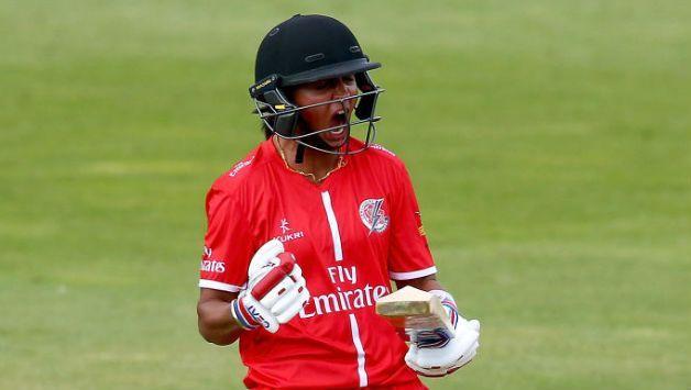 भारतीय महिला टी-20 कप्तान हरमनप्रीत कौर ने कीया ओवल लीग में किया कमाल,10 गेंद में ठोके 52 रन 6